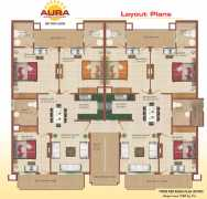 3 BHK  1550 sq.ft