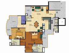 4 BHK 5T 3250 sq.ft