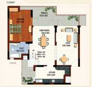 4 BHK	 : 2511sq. ft