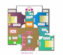 3 BHK	1389 Sq ft