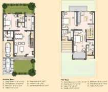 Villas(250 sq. yds.)
