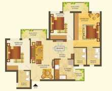 3bhk + 3 toilets sare royal green phase-2